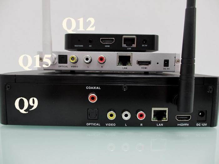 网络机顶盒 海美迪q9一门三杰-兄弟相争,肉帛相见!